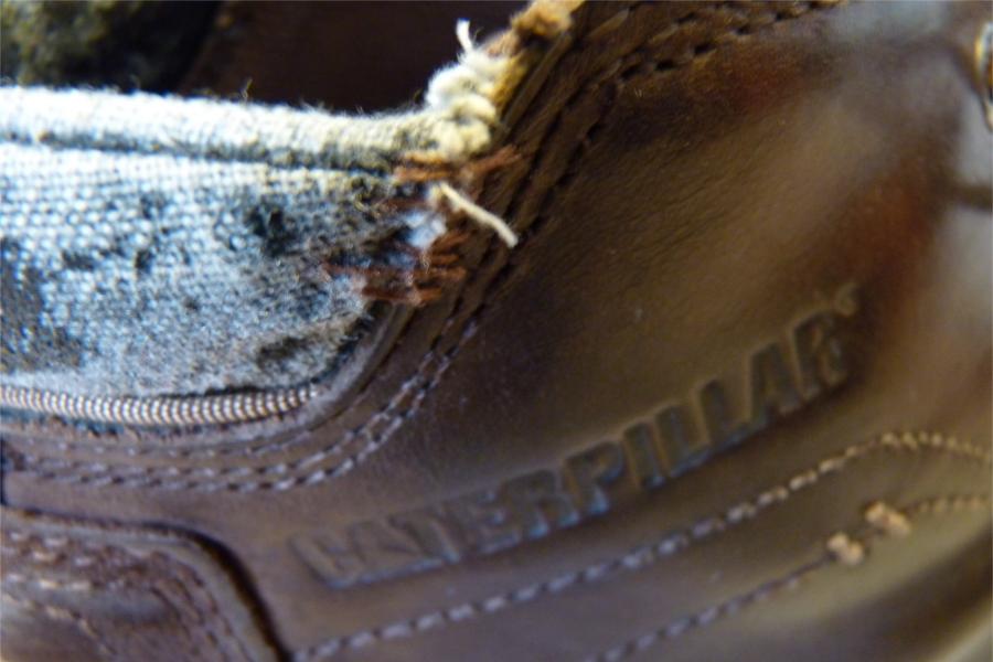 Mes Consommions Nous Chaussures Et J'ai Autrement Réparé Si 5T6wH